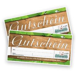 GUTSCHEINE   FÜHRUNGEN & CO.