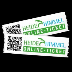 ONLINE-TICKETS   HEIDE HIMMEL TAGESKARTEN